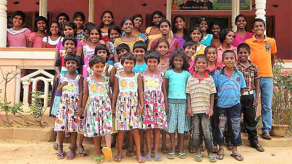 AVL SET spendet für Kindergartenbau in Sri Lanka